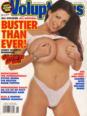 Voluptuous - January 2000
