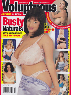 Voluptuous - May 2000
