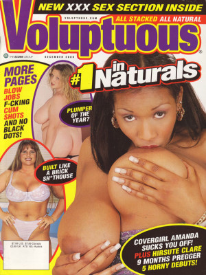 Voluptuous - December 2000