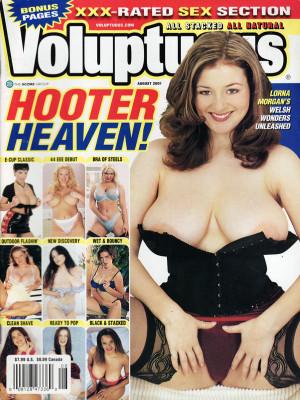 Voluptuous - August 2001
