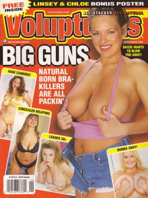 Voluptuous - September 2001