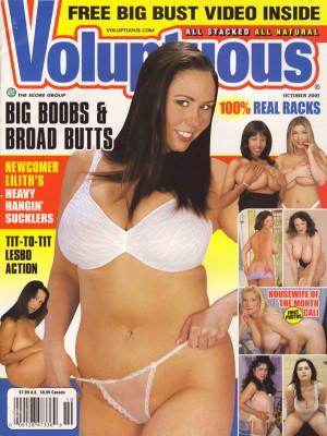 Voluptuous - October 2001