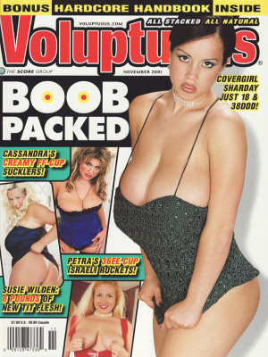 Voluptuous - November 2001