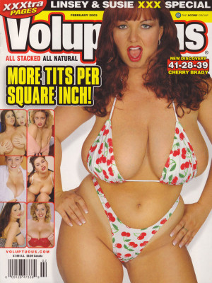 Voluptuous - February 2003