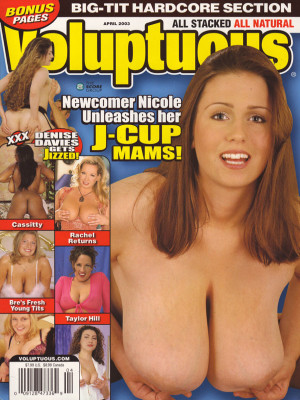 Voluptuous - April 2003