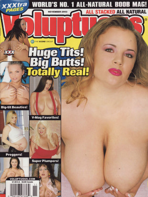 Voluptuous - November 2003