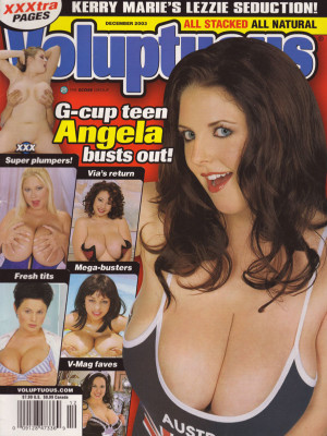 Voluptuous - December 2003