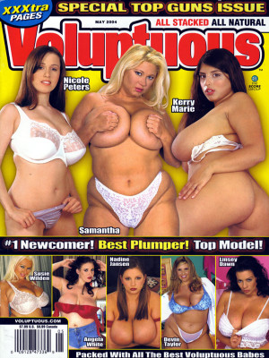 Voluptuous - May 2004
