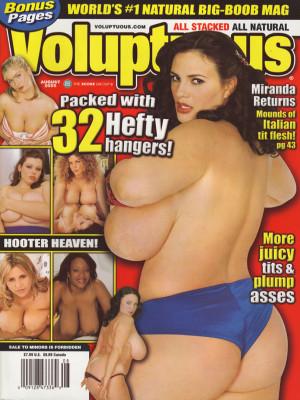 Voluptuous - August 2005