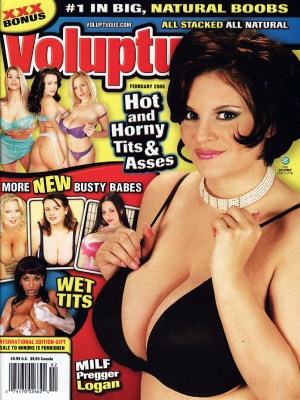 Voluptuous - February 2006
