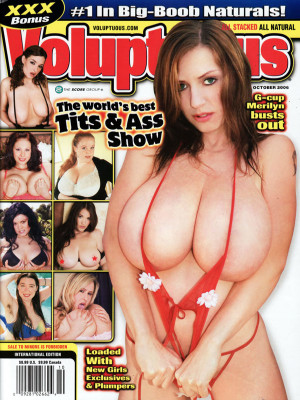 Voluptuous - October 2006