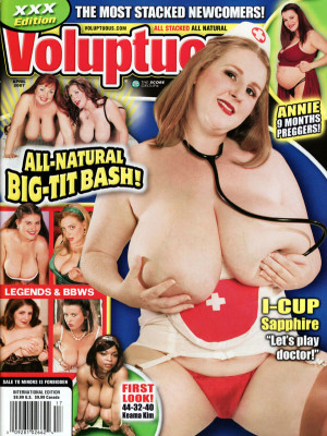 Voluptuous - April 2007