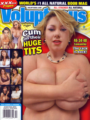 Voluptuous - September 2007