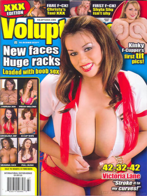 Voluptuous - Aug 2009