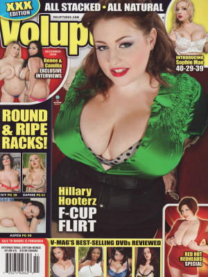 Voluptuous - December 2009