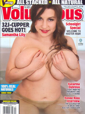 Voluptuous - Oct 2015