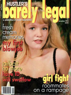 Barely Legal - November 1993