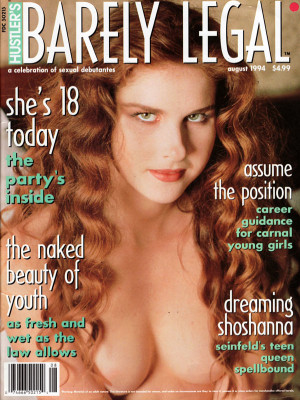 Barely Legal - August 1994