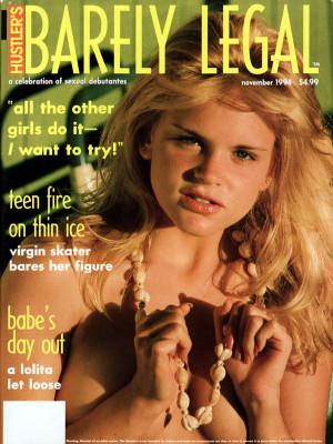 Barely Legal - November 1994