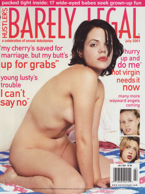 Barely Legal - July 2001
