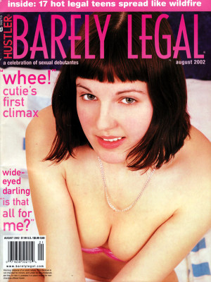 Barely Legal - August 2002