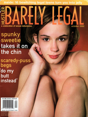 Barely Legal - October 2002