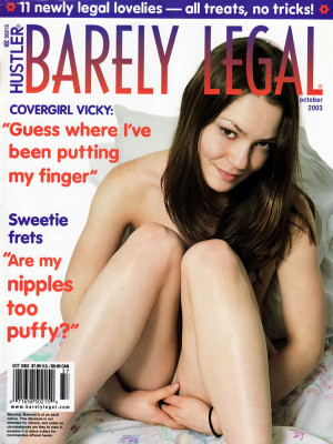 Barely Legal - October 2003