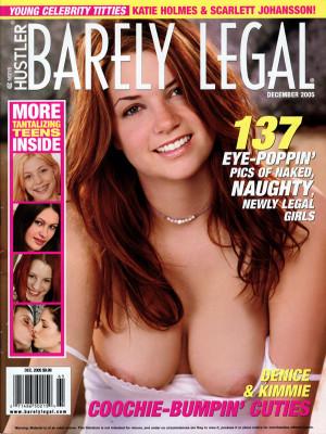 Barely Legal - December 2005