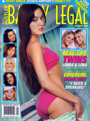 Barely Legal - December 2006
