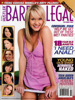 Barely Legal - October 2007