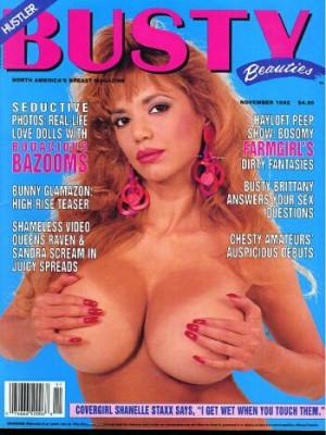 Hustler's Busty Beauties - November 1992