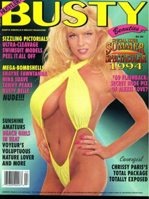 Hustler's Busty Beauties - Summer 1994