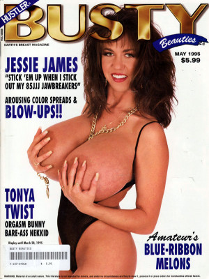 Hustler's Busty Beauties - May 1995