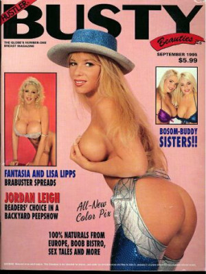 Hustler's Busty Beauties - Sept 199