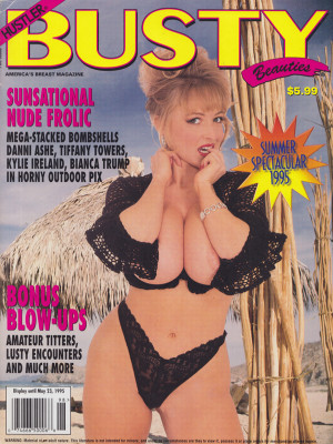 Hustler's Busty Beauties - Summer 1995