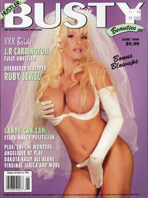 Hustler's Busty Beauties - June 1996