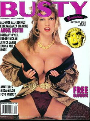Hustler's Busty Beauties - October 1996