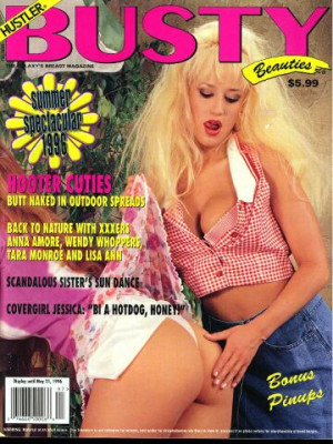 Hustler's Busty Beauties - Summer 1996