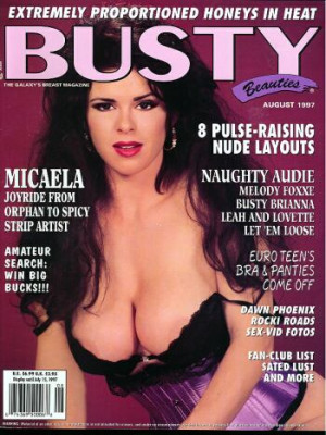 Hustler's Busty Beauties - August 1997