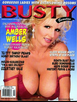 Hustler's Busty Beauties - November 1997