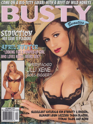 Hustler's Busty Beauties - December 1997