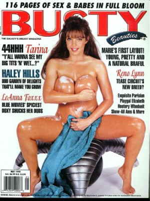 Hustler's Busty Beauties - May 1998