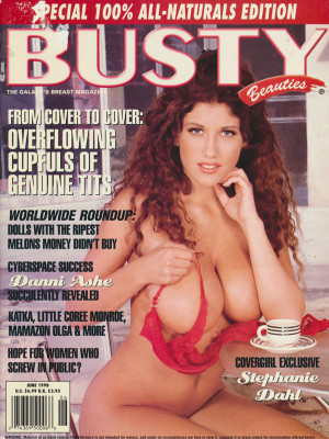 Hustler's Busty Beauties - June 1998