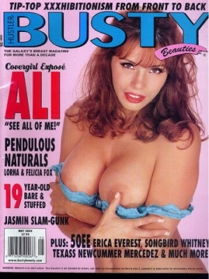 Hustler's Busty Beauties - May 2000