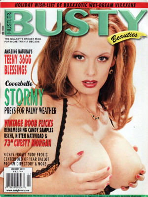 Hustler's Busty Beauties - January 2001