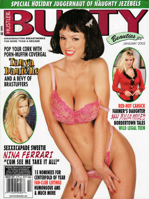 Hustler's Busty Beauties - January 2002
