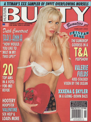 Hustler's Busty Beauties - February 2002