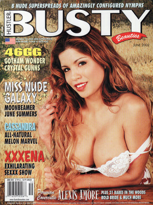 Hustler's Busty Beauties - June 2002