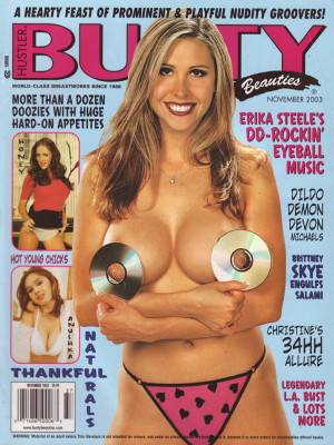 Hustler's Busty Beauties - November 2003
