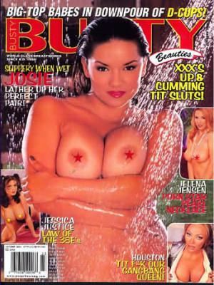 Hustler's Busty Beauties - October 2004